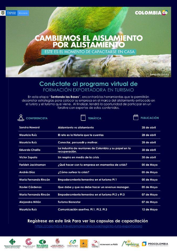Webinar: Comunicación asertiva - Procolombia