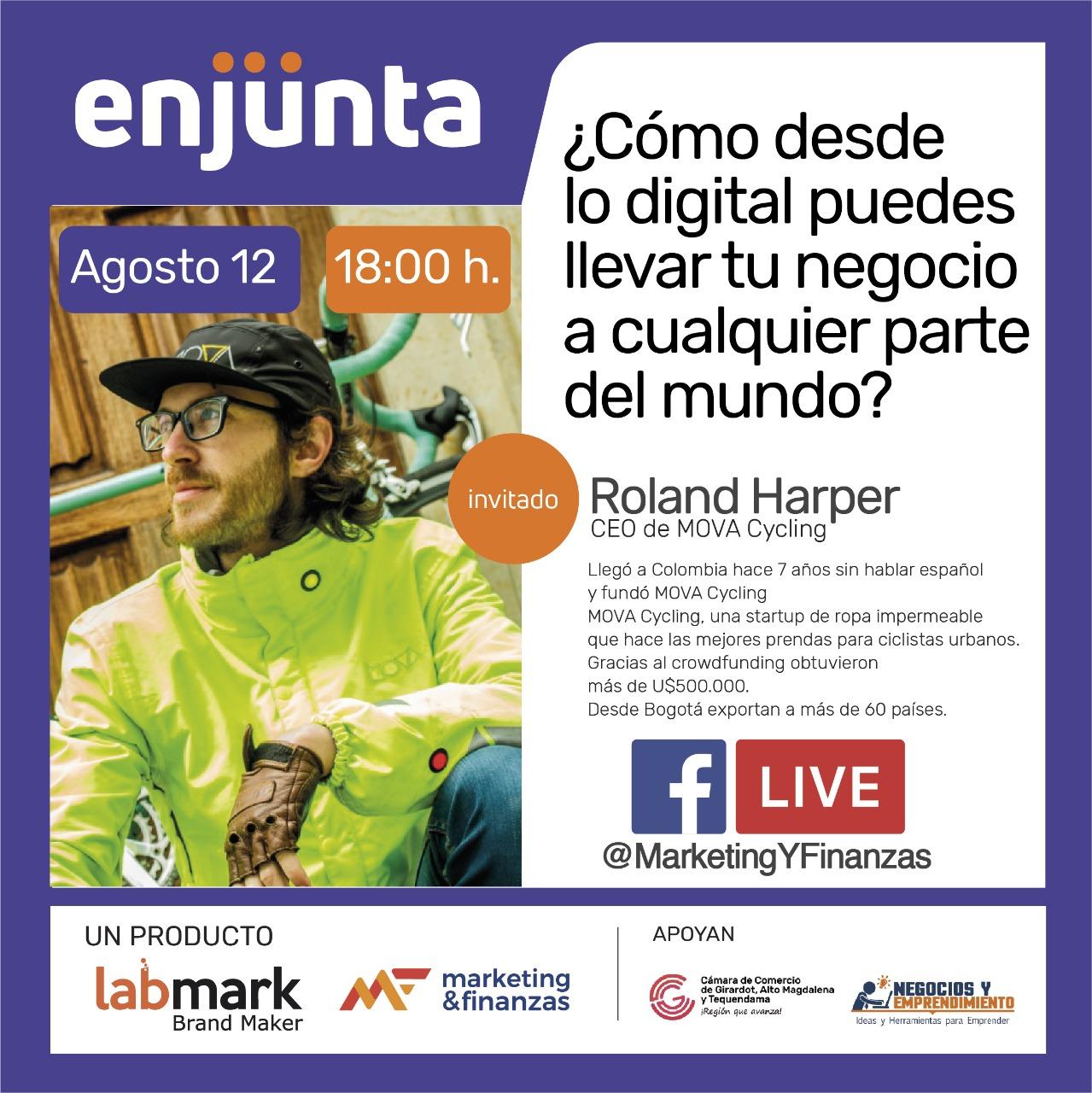 ¿Cómo tener éxito con una empresa digital y vender a cualquier parte del mundo desde Colombia ?